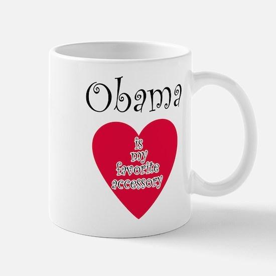 Unique I heart obama Mug
