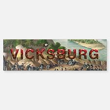 ABH Vicksburg Sticker (Bumper)