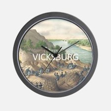 ABH Vicksburg Wall Clock