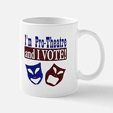 Pro Theatre Vote Mug