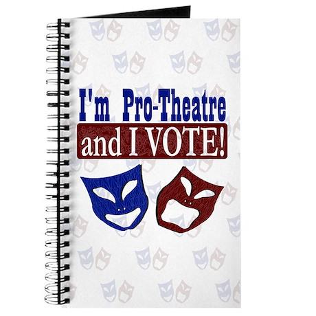 Pro Theatre Vote Journal