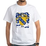 Gay Family Crest White T-Shirt