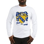Gay Family Crest Long Sleeve T-Shirt