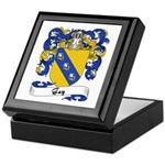 Gay Family Crest Keepsake Box