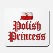 Polish Princess 2 Mousepad