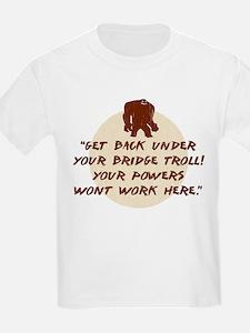 Troll Under the Bridge T-Shirt