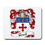 Gerard Family Crest Mousepad