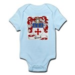 Gerard Family Crest Infant Creeper