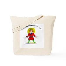 Der Struwwelpeter Tote Bag