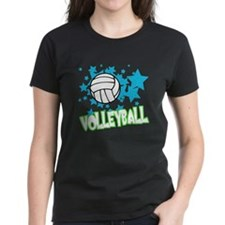 Volleyball Stars Tee