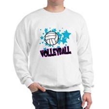 Volleyball Stars Sweatshirt