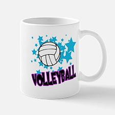 Volleyball Stars Mug