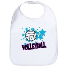 Volleyball Stars Bib
