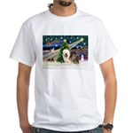 Xmas Magic & OES #5 White T-Shirt
