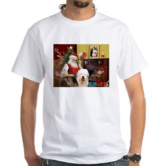Santa's Old English #5 Shirt