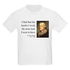 Thomas Jefferson 21 T-Shirt