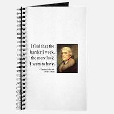 Thomas Jefferson 21 Journal