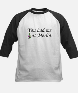 You Had Me At Merlot Tee