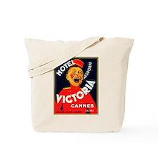 Hotel Victoria (Cannes) Tote Bag