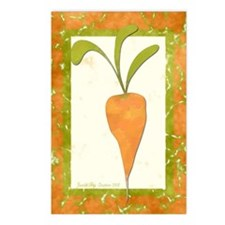 Vegetable Garden Postcards (Package of 8)