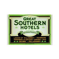 Great Southern Hotels (Ireland) Rectangle Magnet