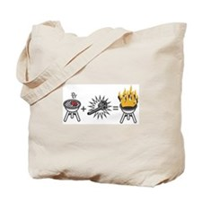 Harold's Hot Birthday Tote Bag