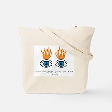 Harold's Hot Birthday Tote Bag