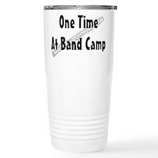Band Camp Travel Mug