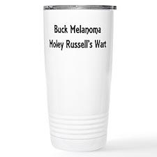 Buck Melanoma Travel Mug