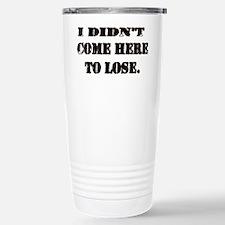 LOSE Stainless Steel Travel Mug