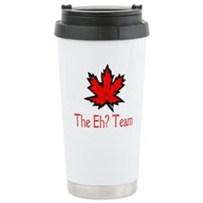 The Eh? Team Travel Mug