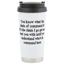 command Travel Mug