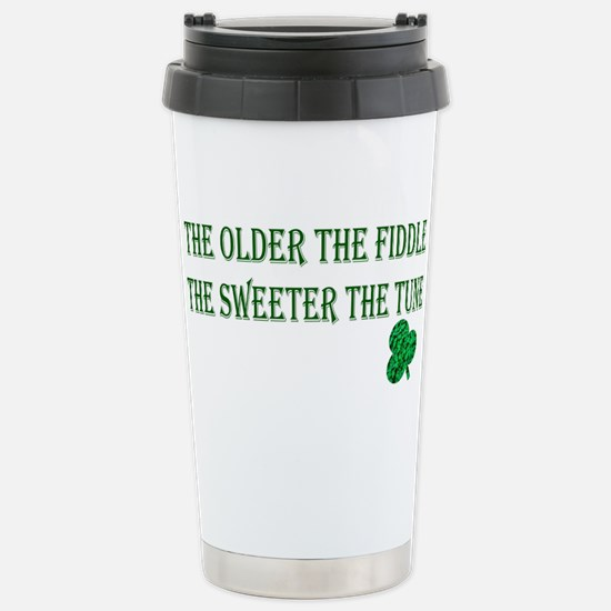 Irish saying .. Stainless Steel Travel Mug