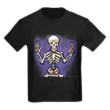 Unique Skeleton kid T