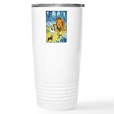 Cowardly Lion Travel Mug
