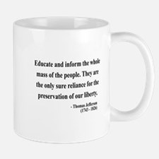Thomas Jefferson 22 Mug