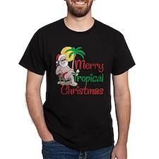 MERRY TROPICAL CHRISTMAS! T-Shirt