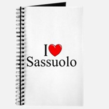 """I Love (Heart) Sassuolo"" Journal"