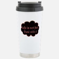 Not Fair Travel Mug