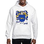 Giraud Family Crest Hooded Sweatshirt