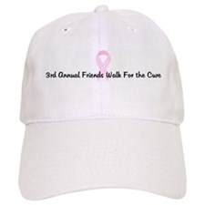 3rd Annual Friends Walk For t Baseball Cap