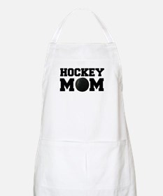 Hockey Mom BBQ Apron