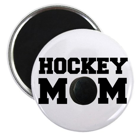 "Hockey Mom 2.25"" Magnet (10 pack)"
