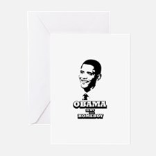Filmmakers for Obama Greeting Cards (Pk of 20)