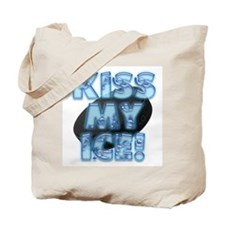 Kiss My Ice Tote Bag