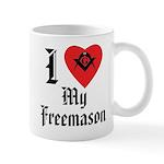 I love my Mason Mug
