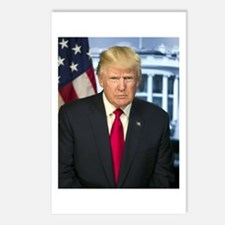 Official Presidential Por Postcards (Package of 8)