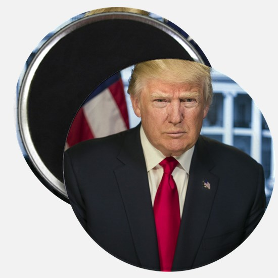 Official Presidential Portrait Magnet