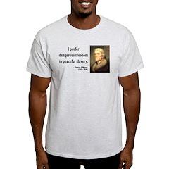 Thomas Jefferson 15 T-Shirt