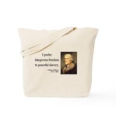 Thomas Jefferson 15 Tote Bag